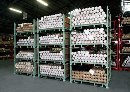 折りたたみポストパレット|工場・倉庫用備品|収納保管什器 ...